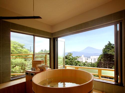 絶景の風呂。毎日お風呂に入る ...